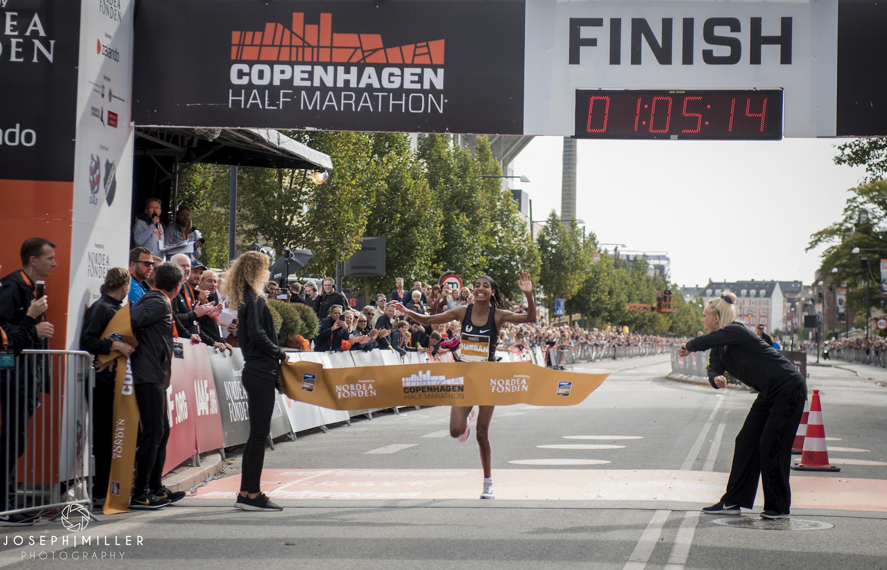 """Sifan Hassan: """"Ich will in Berlin den Weltrekord angreifen"""