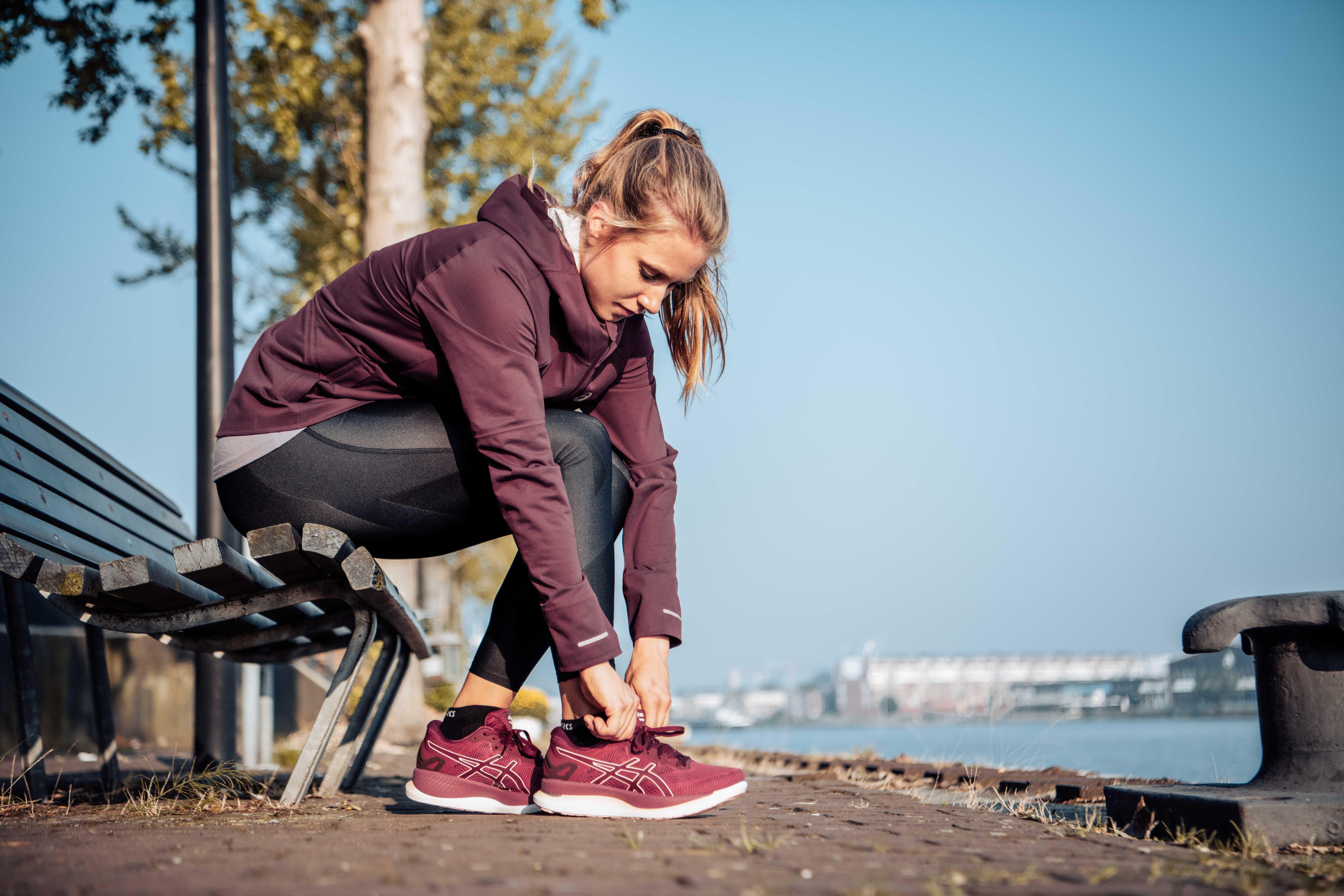 Gesucht: der perfekte Laufschuh Mainova Frankfurt Marathon
