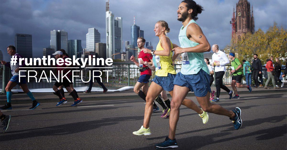 Frankfurt Marathon übertragung