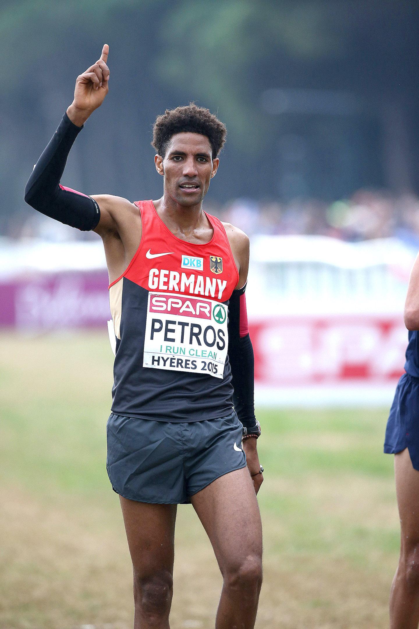 Amanal Petros wird bei der Halbmarathon-WM in Polen starten