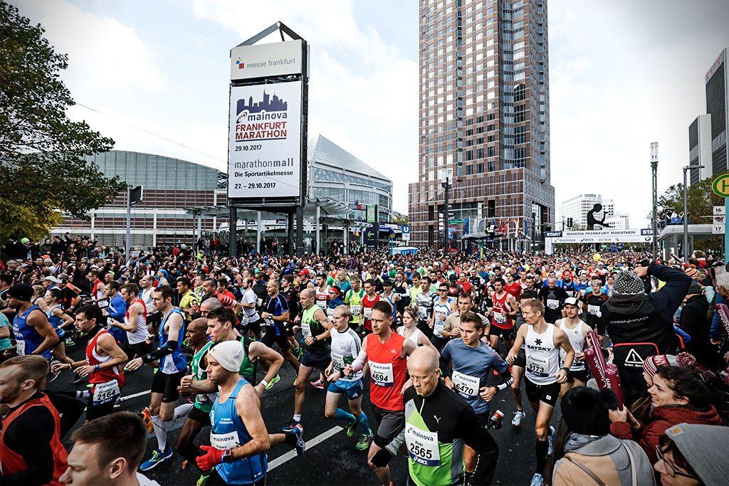Marathon Frankfurt
