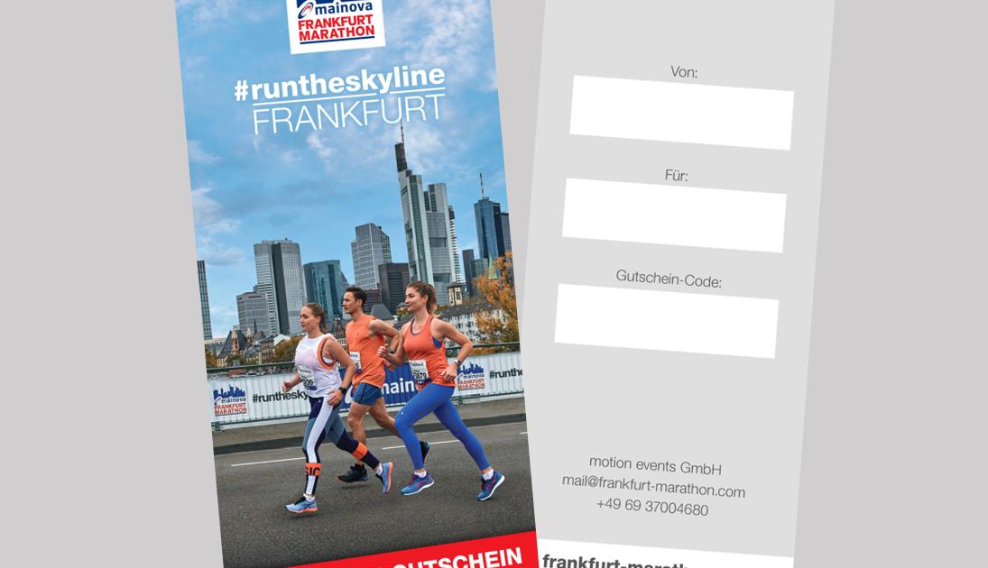 Frankfurt Marathon 2021