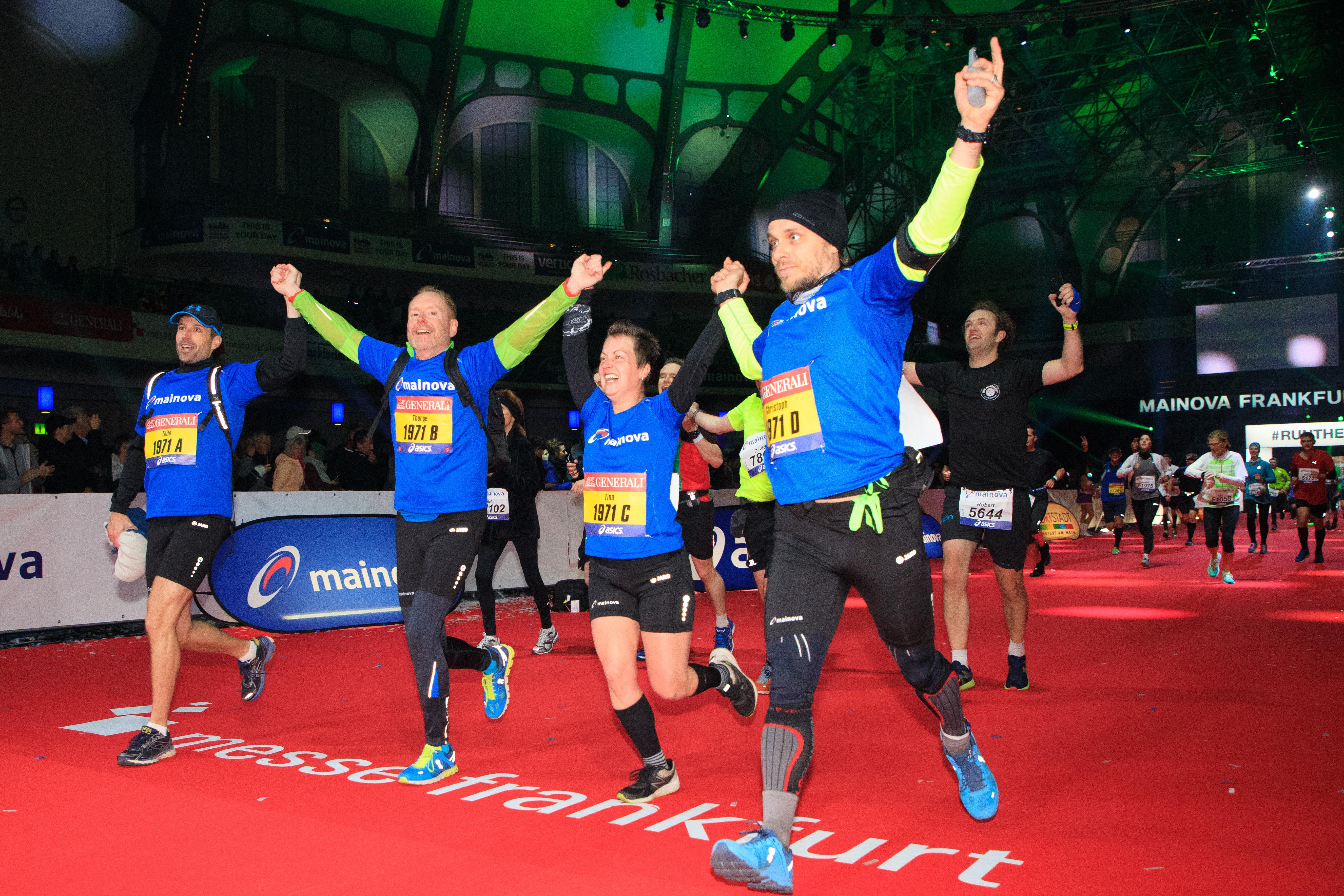Frankfurt Staffelmarathon
